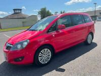 2012 VAUXHALL ZAFIRA 1.7 CDTI EXCITE 7-SEATER JUST SERVICED 82,000 MILES VGC!!
