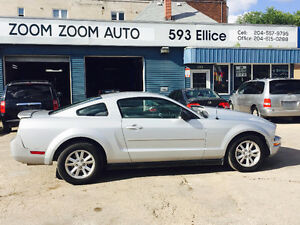 2008 Ford Mustang****BRAND NEW SAFETY***CLEAN TITLE VEHICLE