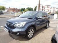 BAD CREDIT CAR FINANCE AVAILABLE 2008 08 HONDA CR-V 2.2 i-CTDi ES