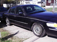 1999 Mercury Grand Marquis Sedan
