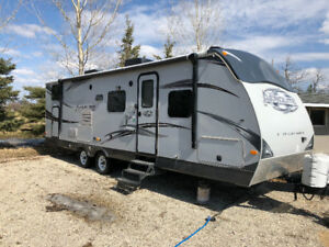 29' travel trailer