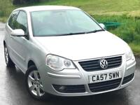 2008 Volkswagen Polo 1.2 ( 70PS ) 2008MY Match