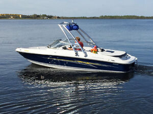 REDUCED Great family boat, 2010 18 foot Four Winns
