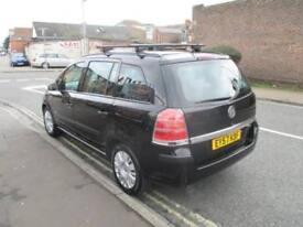 Vauxhall Zafira 1.6i 16v Life MPV 5d 1598cc