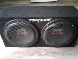 car audio subs