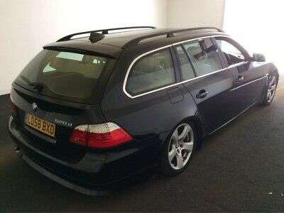 58 BMW 520D 2.0D 177BHP SE TOURING CLIMATE, 9 SERVICES LOVELY LOOKING EXAMPLE