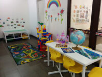 DAYCARE CENTRE - THE BEST OPTION FOR YOUR LITTLE ONE