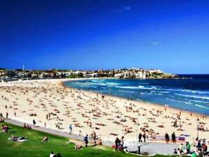 FURNISHED BONDI JUNCT. PRIVATE STUDIO/$400pw (1 or couple) HURRY!