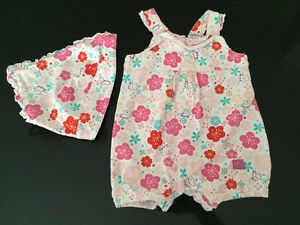 Disney summer baby outfit