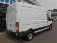 2015 Ford TRANSIT 350 L3H3 LWB HR 125ps VAN *LOW MILES* Manual Large Van