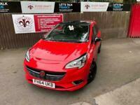 2015 Vauxhall Corsa 1.4i ecoTEC Limited Edition 3dr Hatchback Petrol Manual
