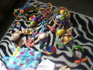 Baby girl clothes and toy lot Windsor Region Ontario image 3