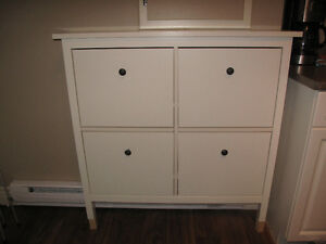 Amazing prices! Like NEW Ikea Shoe cabinet & Shelf unit