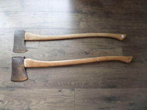 Vintage Welland Vale - Made in Canada Axes