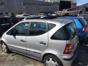 Mercedes A-160 WRECKING FOR PART