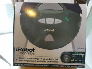 I ROBOT ROOMBA FOR SALE
