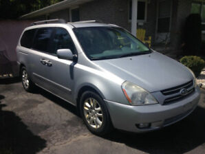 06 Kia Sedona EX:PwrPkg, Only 75238 Kms, Good Condition