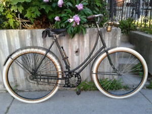 Serious Collector Seeks Antique Bikes & Parts 1870-1940