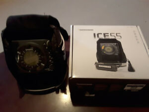 Humminbird ICE 55 flasher.