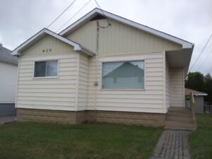 3-Bedroom House for Rent in Timmins