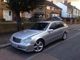 Mercedes Benz C180K AVANTGARDE 2003 143bhp W203 C Class not Bmw Audi vw Ford vauxhall honda toyota