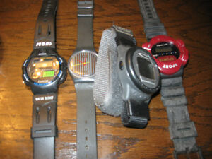 21 assorted watches, mainly womens, designer, sports Windsor Region Ontario image 4