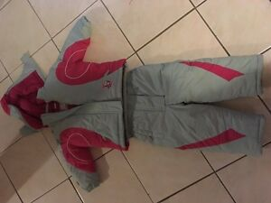 GIRLS SNOWSUIT 2T