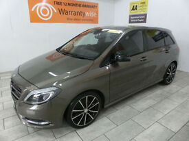 2013 Mercedes-Benz B180 1.8CDI Sport ***BUY FOR ONLY £62 PER WEEK***