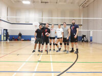 Winter Co-ed & Women's Adult Volleyball Leagues!