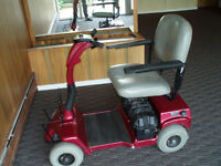 SCOOTER 4 WHEEL FORTRESS MOBILITY