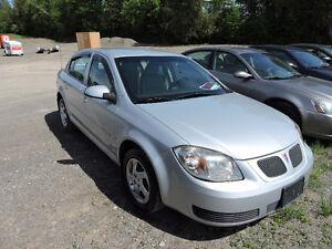 2007 Pontiac G5 Sedan