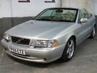 2005 '55 VOLVO C70 2.4 T GT AUTO CONVERTIBLE Htd.Leather * STC * Dolby Pro-Logic