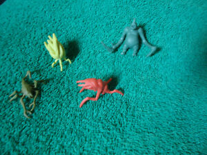 Bug Like Monster Creature 4 Pack!