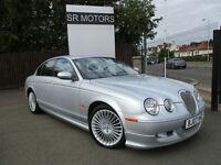 2007 Jaguar S-TYPE 2.7D V6 auto XS(HISTORY,WARRANTY)