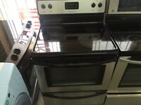 IDEAL ELECTRO CUISINIERE FRIGIDAIRE STAINLESS TAXE INCLU