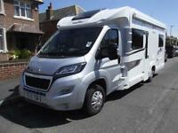 2015, ELDDIS MAJESTIC 255, 4 BERTH, 4 SEAT BELTS, ONE OWNER, 1,700 MILES