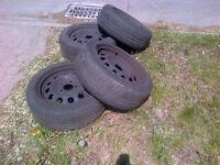 BMW used tires
