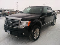 2011 FORD F-150 CREW CAB! 4X4! 6.2L V-8! FULLY LOADED! 29900! Winnipeg Manitoba Preview