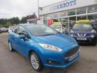 2014 Ford Fiesta 1.0 EcoBoost Titanium Hatchback 5dr (start/stop)