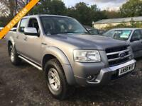2008 58 FORD RANGER 3.0 TDCI AUTOMATIC THUNDER 156 BHP***NO VAT*** DIESEL