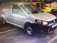 2012 12 Volkswagen Caddy Maxi 1.6TDI ( 102PS ) C20 Maxi DIRECT FROM VW