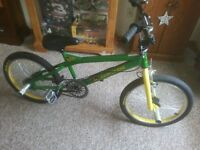 BRAND NEW JOHN DEERE BMX RARE USED ONCE $200 price drop