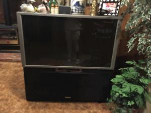 MOVE TV OUT OF BASEMENT 30 CASH