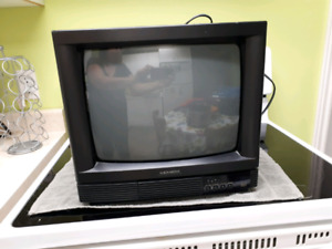 Small Magnasonic T.V for a camp or bedroom still working