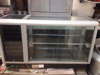 Cake fridge/ counter top display fridge (used)