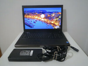 17 17.3 Dell 3D Workstation gaming laptop i7 16GB 1080p FirePro