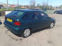 1997 CITROEN ZX ONLY 1.4 cc 63K NOW £499 ono