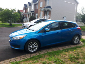 2016 Ford Focus Berline