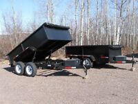 *****   DUMP TRAILERS STARTING AT $ 5799.00   *****