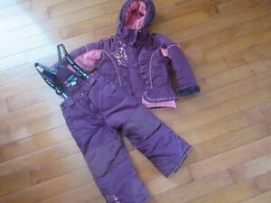 Gusti Snowsuit - Girls Size 5